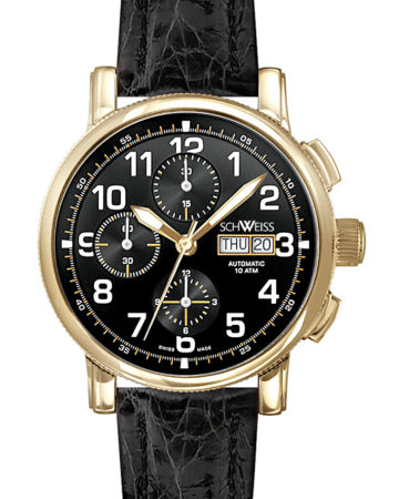 18K Limited Edition Schweiss Chronograph